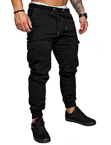 Casual Männer stilvolle Casual Multi Pocket