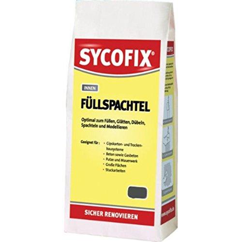 SYCOFIX Füllspachtel (10 kg), Grundpreis 1,39 Euro/kg