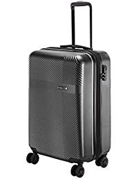 Nasher Miles Fifth Avenue Expander Hard-Side Polycarbonate Cabin Luggage 20 Inch | 55CM Trolley Bag