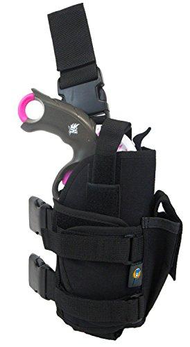 olster SX (links) - passend für Nerf Blaster wie Hammershot (schwarz) ()