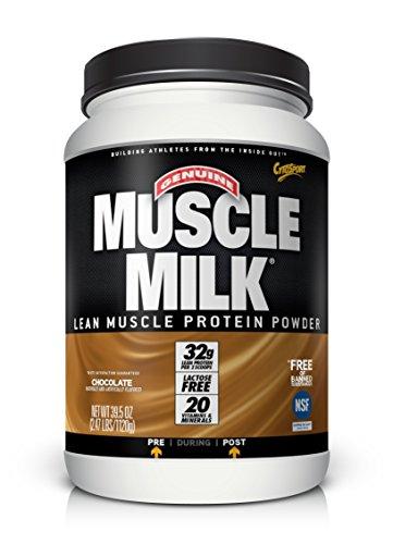 CytoSport Muscle Milk, Chocolate, 1.1kg