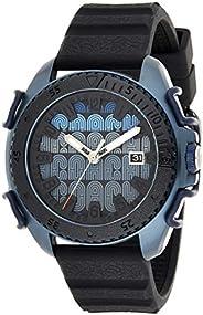 Coach Mens Quartz Wrist Watch, Black Silicone- 14602450