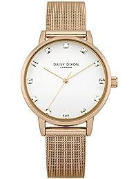 DAISY DIXON Damen-Armbanduhr DD018RGM