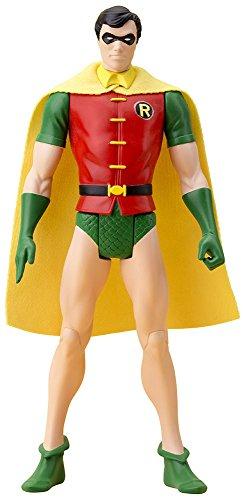Green Lantern Batman Kostüm - Kotobukiya KotSV123 - DC Universe Super Heroes ARTFX+ Series - Robin Klassische Kostüm Figur 20 cm