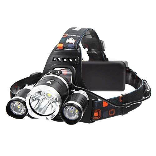 Led Lenser H7R - Linterna (Headband flashlight, AAA, Negro, Naranja)