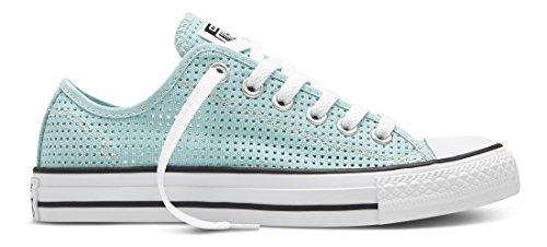 Converse Damen Sneakers Chuck Taylor All Star C551623 Blau (Motel Pool/Black/White)