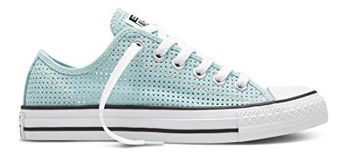 Converse Damen Chuck Taylor All Star C551623 Sneakers Blau (Motel Pool/Black/White) 39 EU
