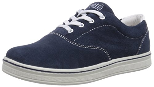 Primigi Alienor, Baskets mode mixte enfant Bleu (Navy)
