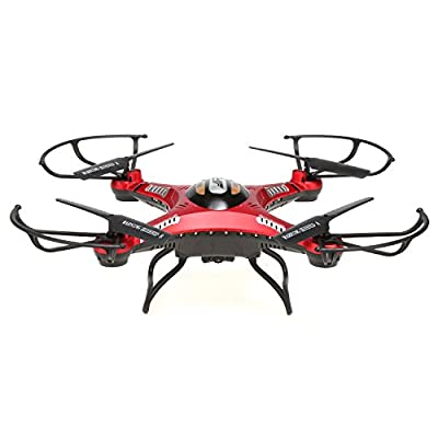 Arshiner JJRC H8D 5.8G Real-time FPV RC Quadcopter Drone with HD Video Camera