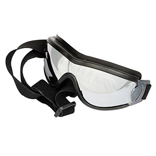 gaeruite Pet Hundebrille UV-Sonnenbrille, Windproof Schutz Doggie Puppy Sonnenbrille, bunte Gläser Hundebedarf Goggle, Sun-Proof UV-beständig Dog Glasses