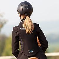 Stübben - Protector de espalda para niños Talla:Junior S