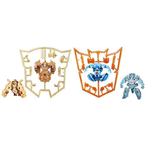 Preisvergleich Produktbild Transformers Robots In Disguise mini-con 4er Pack (Nuancen, ,  Rückschau beastbox,  und Swelter)