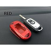 Carcasa rígida ABS de alta calidad, con llavero, protector, Opel Vauxhall, Mark