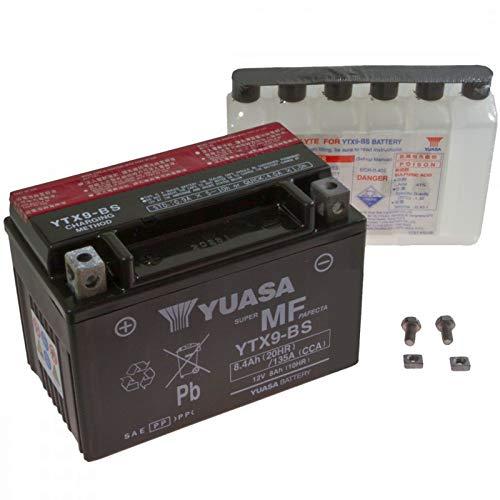 Yuasa AGM Batterie Cheetah/Stinger 250 2003-2008 YTX9-BS