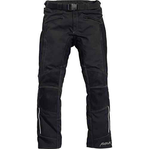 Motorradhose Mohawk Touren Leder-/Textilhose 2.0 schwarz M