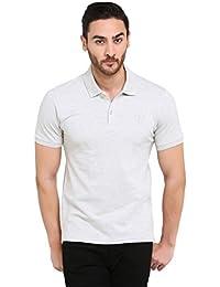 Urban Nomad Ecru Melange Knit T-Shirt