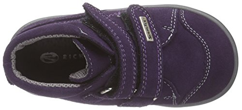 Richter Kinderschuhe Lilly, Bottes fille Violet - Violett (blackberrry/chrysant  7501)