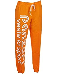 Panzeri - Uni h orange jersey - Pantalon de survêtement