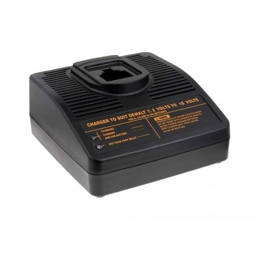 CARGADOR DE BATERIA BLACK & DECKER TALADRO PERCUTOR HP431K-2  100-240V