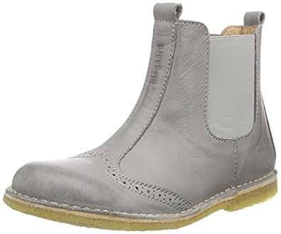 Bisgaard Boot, Unisex-Kinder Chelsea Boots, Grau (70 Grey), 28 EU