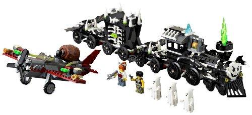 LEGO Monster Fighters 9467 - Geisterzug