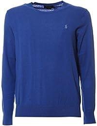 Ralph Lauren Homme A44X777AXY7LMXW7BZ Bleu Coton Maille