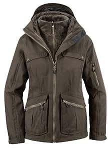 VAUDE Vilsandi Twin-Layer Jacket 3-in-1 fir green Size:38