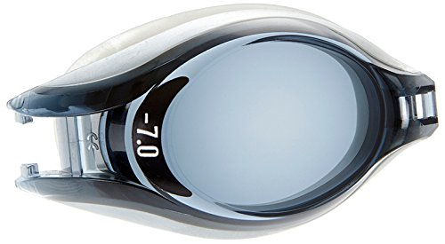 d8bc4317be8 Speedo Pulse Optical Lens Swimming Goggles Silver-Plated metallic silver  Size 4.5 - Buy Online in Oman.