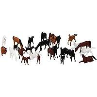Preiser PR14407 H0 - Cavalli 26 pezzi