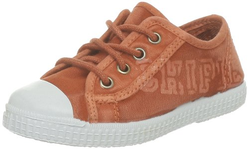 Chipie Jogo Enz Fille, Sneaker bambina, Orange foncé (172), 24