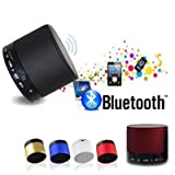 #3: higadgetTM- Mini Bluetooth Wireless Speaker (S10) - Multicolor diffrent designs for for iPhone 6 6S 6Plus 5s 5c 5 iPad Air Air2 mini mini2 mini3 iPad 4th gen iPod touch 5th gen and iPod nano 7th gen For All Samsung Devices Galaxy S4 S5 S6 Note Edge Note+ All Smart Phones One + One Plus 2 oppo lenovo oppo micromax gionee all devices with bluetooth best sound quality .