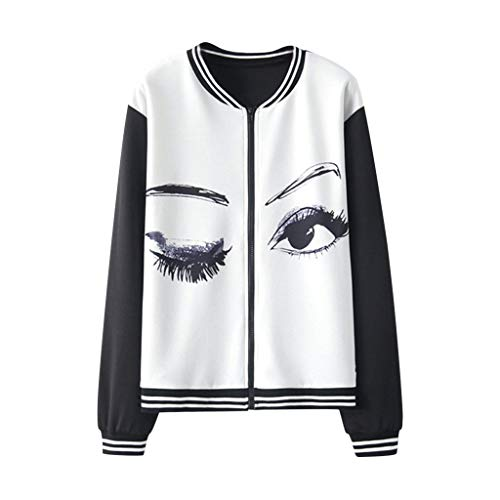 Day.LIN Unisex Kinder mädchen Herren Jungen Damen Pullover Sweatshirt Strickjacke Jacke mit Reißverschluss und Stehkragen