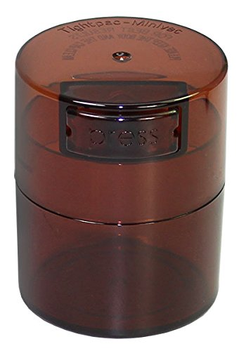 tightvac-minivac-1-ounce-vacuum-sealed-dry-goods-storage-container-mocha-tinted