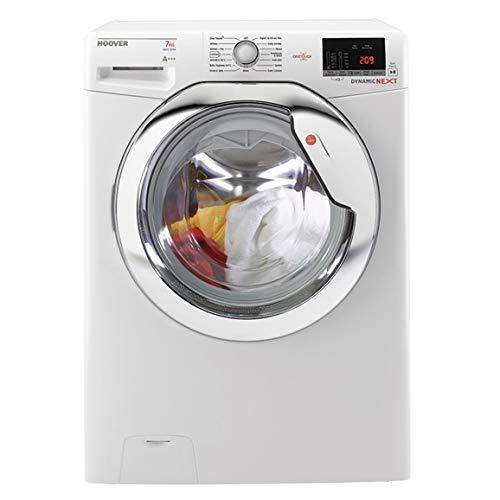 Hoover DXOC67C3 OneTouch 7kg 1600rpm Freestanding Washing Machine-White