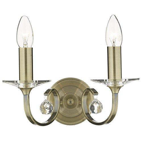allegra-2-light-candle-wall-light-colour-antique-brass