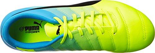 Puma Evopower 4.3 AG, Scarpe da Calcio Uomo Giallo