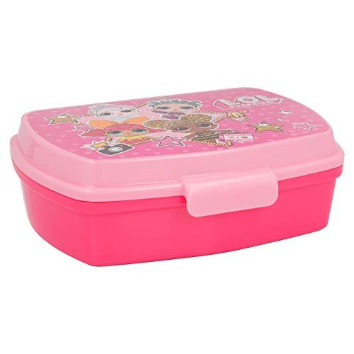 Stor L.O.L Surprise Fiambrera-sanwichera Color Rosa 44374