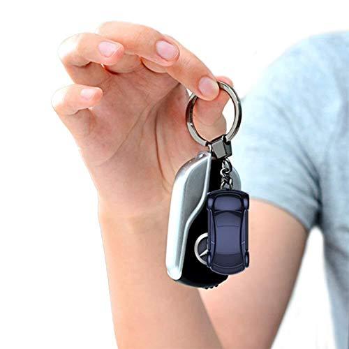 Digitales Diktiergerät Auto Geformte Diktiergerät Spy MP3-Player Professionelle Remote-Sprachsteuerung HD-Aufnahme, Rauschunterdrückung for Besprechung, Vortrag, Interview ( Size : 32GB ) Spy Mp3
