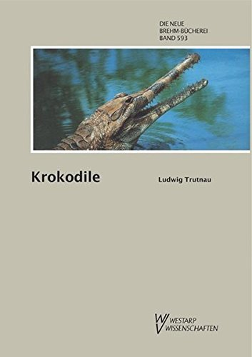 Krokodile: Alligatoren, Kaimane, echte Krokodile und Gaviale