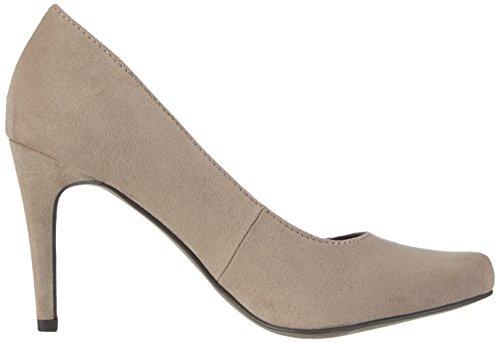 Tamaris 22411, Chaussures à talons - Avant du pieds couvert femme Gris (Pepper 324)