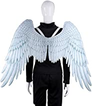 Carnival Adult Unisex Angel and Devil Wings Halloween Adult Girl Angel Cosplay Carnival Party Cosplay Wedding