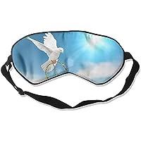 Eye Mask Eyeshade Dove Peace Undersun Sleep Mask Blindfold Eyepatch Adjustable Head Strap preisvergleich bei billige-tabletten.eu