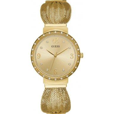 orologio solo tempo donna Guess Chiffon trendy cod. W1083L2