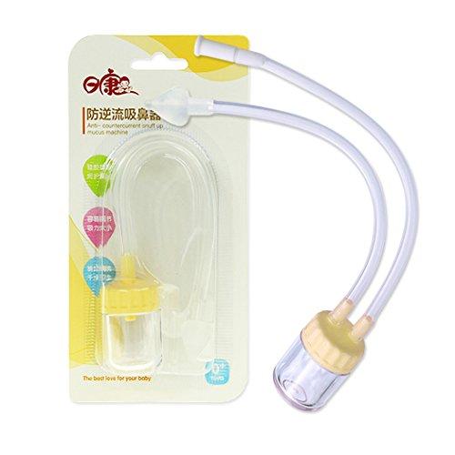 Sipliv Baby Nasensauger Säugling Nase Nase Nasenreiniger Rotz sucker Hilfe Kind atmen, für Neugeborene, Kleinkinder, Säuglinge, Kinder
