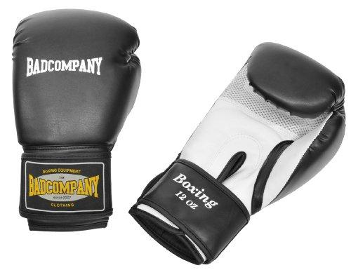 "Profi PU Boxhandschuhe Handschuhe ""White Tiger"""