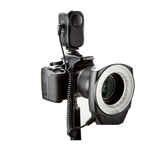 Macro Ring Blitz LED-Licht für die Canon 1Ds,5D,7D,30D,40D,50D,60D,450D,500D,550D,1000D,Nikon D700,D300,D100,D90,D80,D60,D40,D40x,D3,D2,D1,D7000,D5000,D3000,Olympus E620,E520,E510,E500,E420,E450,E3,E1,E-P2,Pentax,K7,K200D/Sony Alpha A230,A300,A330,A350,A380,A390,A450,A490,A500,A550,A700,A850,A900,A55,A33/ SIGMA LENS mit 6 FREIEN RINGEN 49MM, 55MM, 58,62,67 MM.