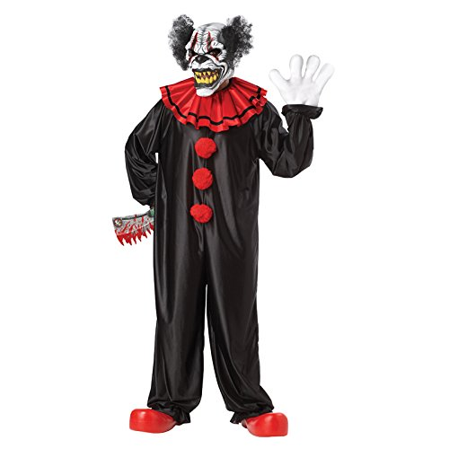 Clown Kostüm Halloween, Last Laugh The Clown (Scary Zirkus)