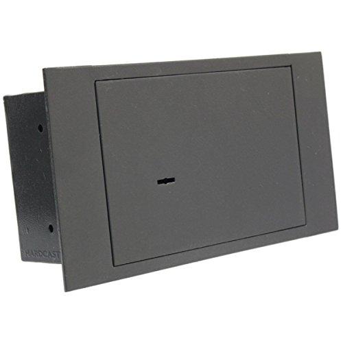 Hardcastle Cassaforte da incasso a parete/pavimento per casa