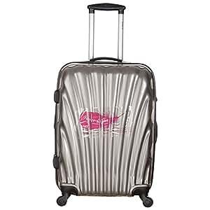 Goblin 04 Wheel Cabin Trolley Bag Aerolite 55 (Size-20 Inch, Grey)