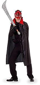 Stekarneval - Disfraz de Drácula para hombre, talla UK 46 (512056)
